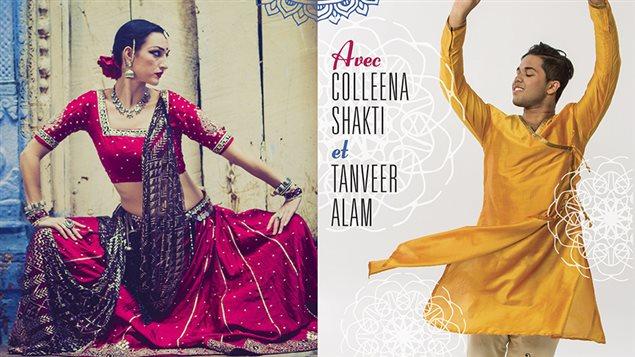 Tanveer Alam – la danse kathak du nord de l'Inde à saveur montréalaise et torontoise