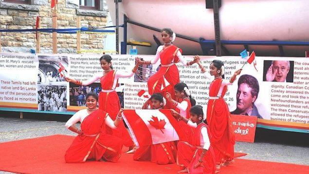 Janvier : Mois du patrimoine tamoul au Canada