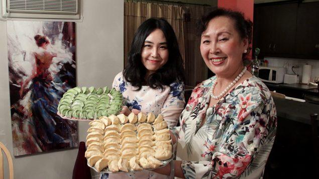 Les dumplings du Nouvel An chinois de Xia Liu