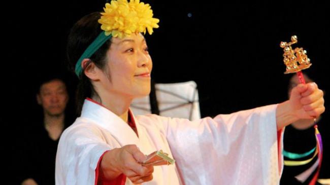 Place au kabuki avec le spectacle Okumi