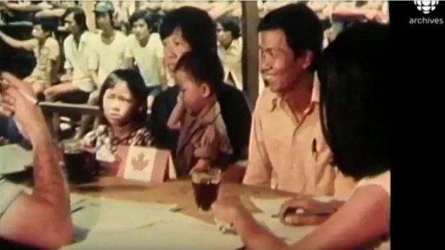 Le peuple canadien a été distingué par la médaille Nansen pour souligner son hospitalité envers les réfugiés vietnamiens