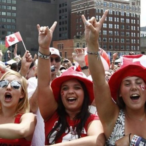 Canada Day 150: heightened security