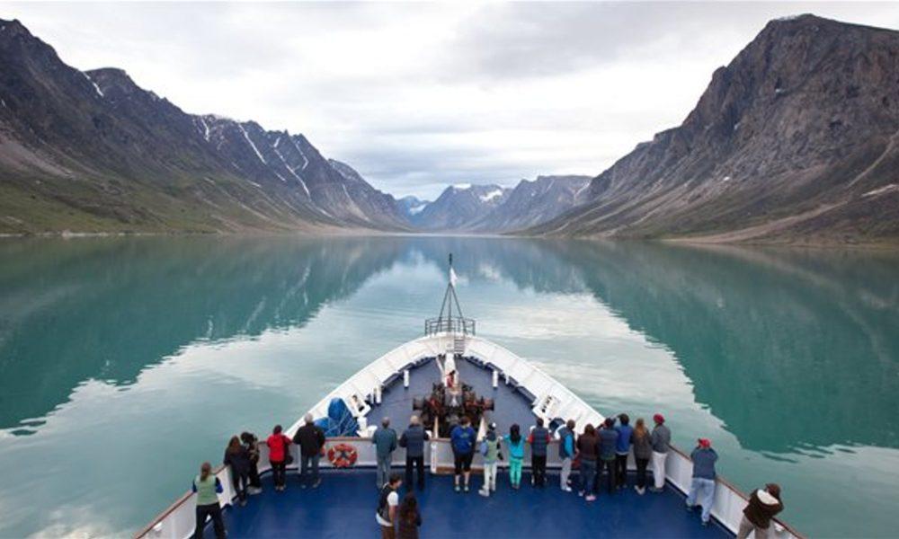 Canada 150: a coastal connection adventure- Atlantic, Arctic, Pacific