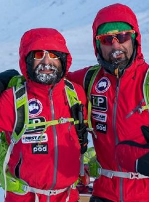 Extreme Arctic adventure to celebrate Canada's 150th anniversary