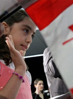 Los canadienses y sus temores con la inmigración, una encuesta de Radio Canadá
