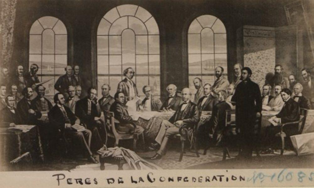 Le Canada est né à Charlottetown à l'Île-du-Prince-Édouard: vraiment?
