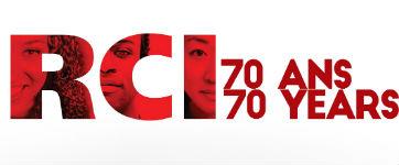 RCI • 70 ans • 70 years