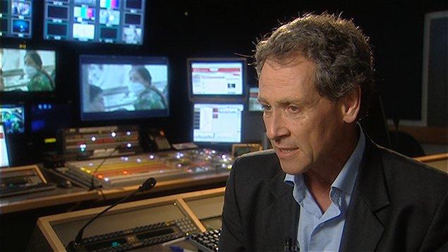La razón de ser de RCI según Michel Cormier, director general de la información de Radio Canadá