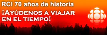 RCI • 70 años de historia • ¡Ayúdenos a viajar en el tiempo!