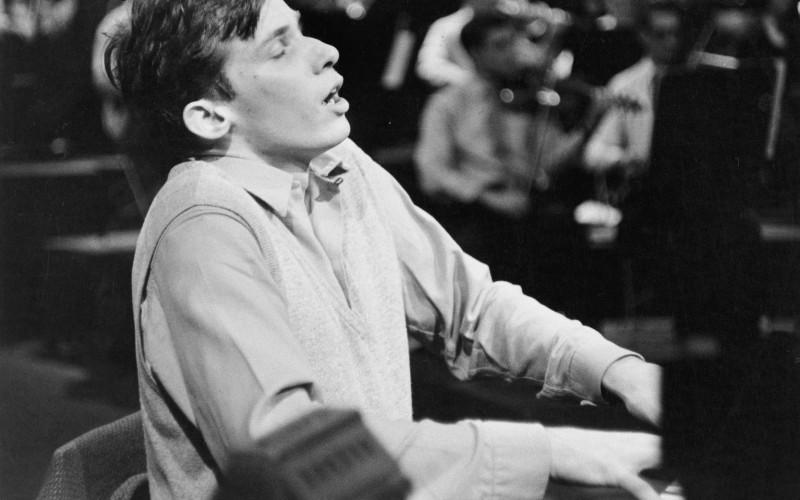 钢琴家格伦.古尔德