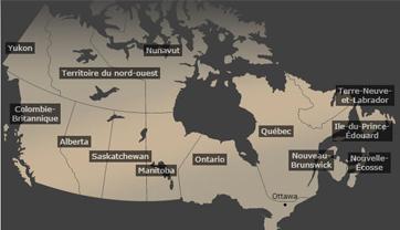 اكتشف كندا