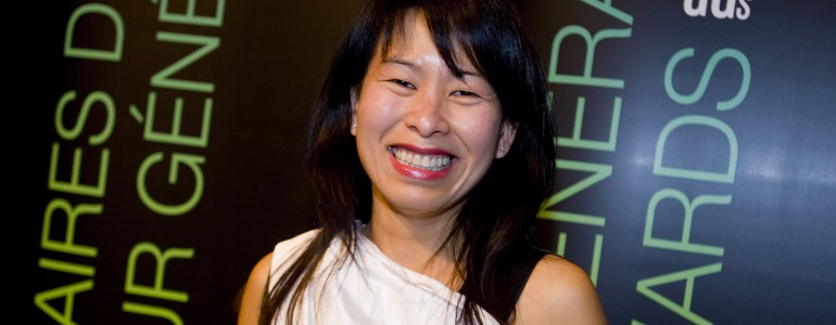 Why Award-winning Writer Kim Thuy Always Has Time for Another Refugee