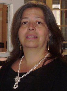 Loly Rico lleva décadas trabajando por y para los refugiados. Actualmente es la presidenta del Consejo Canadiense para los Refugiados.