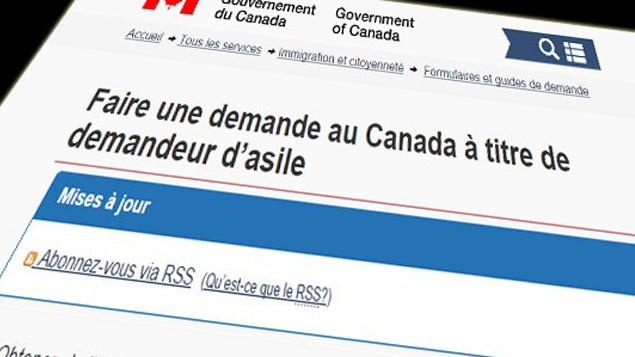 El refugio en Canadá paso a paso