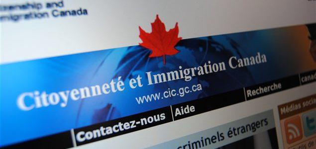 Citoyenneté et Immigration Canada.