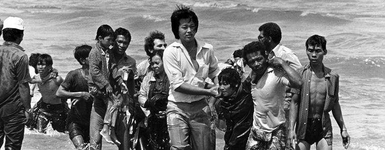 二十世纪60年代以来的中国和东南亚国家难民
