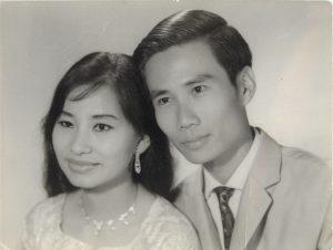 金翠父母-Offerte par Mme Kim Thuy