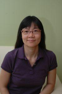 华人及东南亚社区法律援助中心行政主任吴瑶瑶