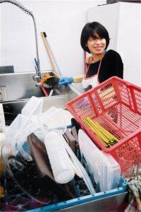 餐馆时期-Offerte par Mme Kim Thuy