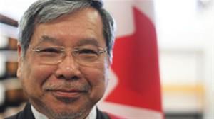 加拿大参议员吴清海-CBC