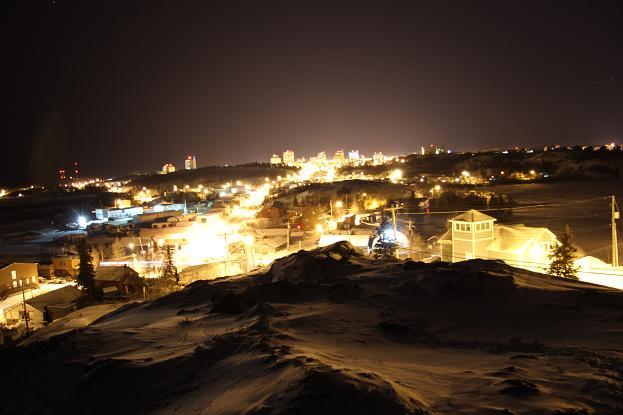 Yellowknife, Northwest Territories, Thursday 22, 2012. Photo: Eilís Quinn, Radio Canada International.