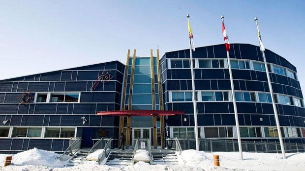 Parlement territorial du Nunavut à Iqaluit.  (Nathan Denette/La Presse Canadienne)