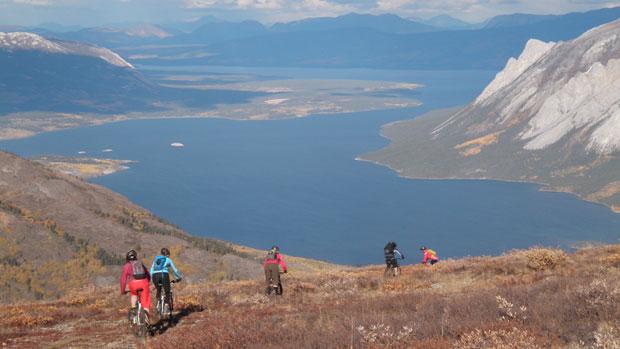 Mont Montana près de Carcross au Yukon (Carcross Tagish Management Corporation)