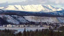 Whitehorse, au Yukon. (CBC)