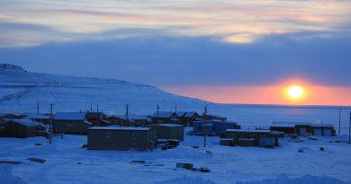 Ulukhaktok, Northwest Territories.