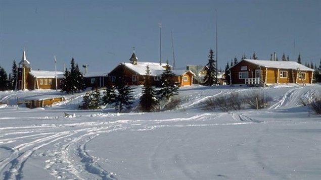 Colville Lake (CBC)