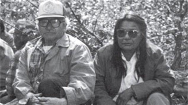 Arthur et Alice John, mariés depuis 1932. (Gracieuseté Dorothy John)