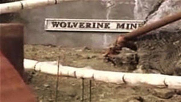 Mine Wolverine au Yukon. (RCInet.ca)