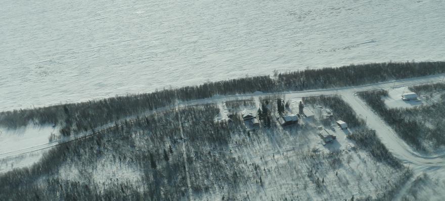 La forêt boréale au Canada (Eilís Quinn / Regard sur l'Arctique)