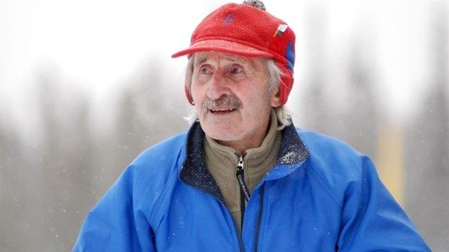 Le père Jean-Marie Mouchet en 2007. (Canada Games Council)