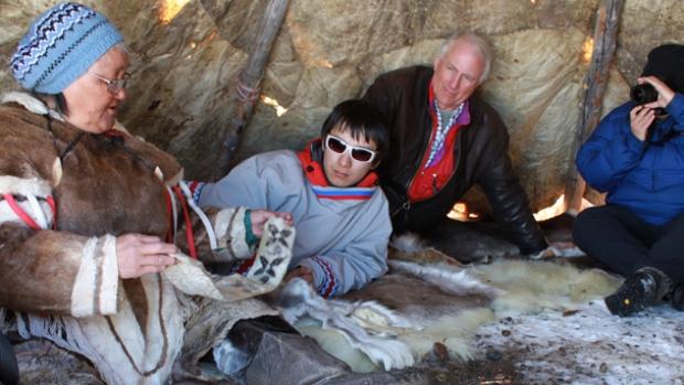 Écotourisme à Arviat au Nunavut (Courtoisie visitarviat.ca)