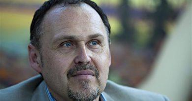 Le premier ministre du Yukon, Darrell Pasloski. (James Mackenzie / PC)