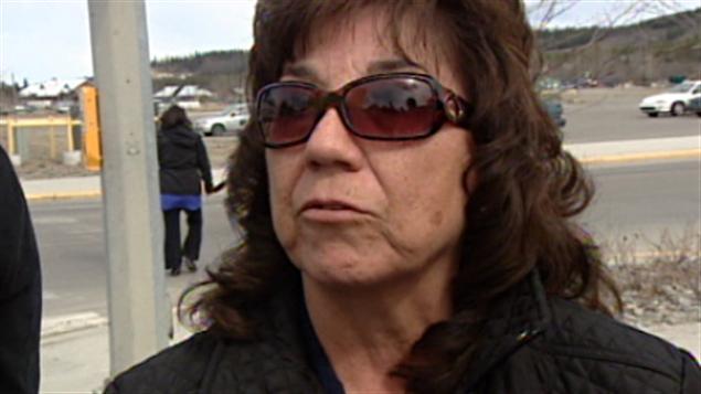 Ruth Massie, chef du Conseil des Premières Nations du Yukon. (Radio-Canada)