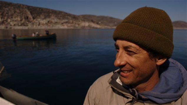 Le chercheur Samuel Iverson de l'Université Carleton en Ontario. (UC)