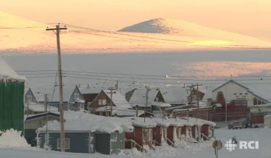 Qikiqtarjuaq, Nunavut (Regard sur l'Arctique)