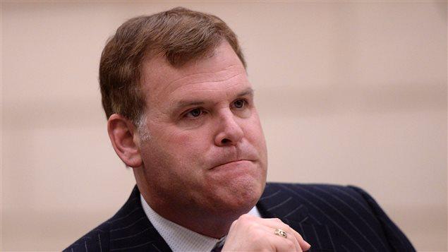 Le ministre des Affaires étrangères John Baird. (Sean Kilpatrick / La Presse Canadienne)