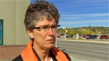 Liz Hanson est chef des néo-démocrates au Yukon. (Radio-Canada.ca)
