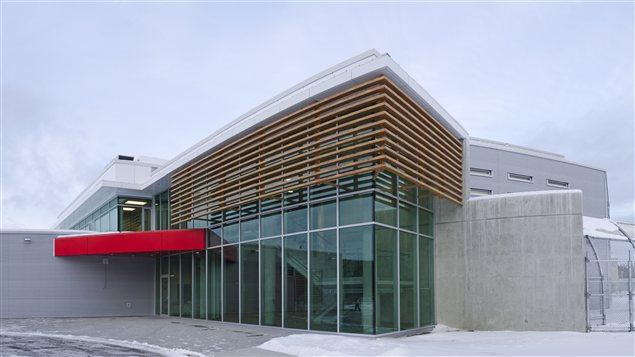 Le Centre correctionnel de Whitehorse . (Gouvernement du Yukon / Radio-Canada)