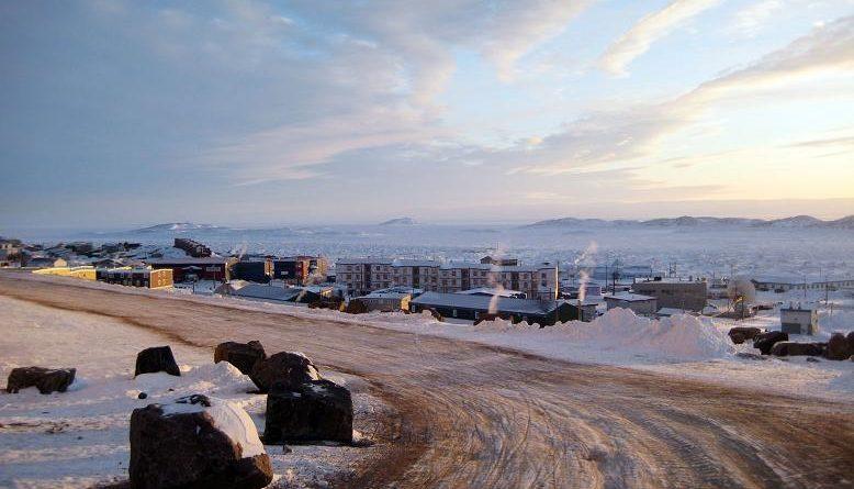 Iqaluit, au Nunavut. (Robert Gillies/AP)