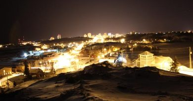 Yellowknife, Territories du Nord-Ouest. (Eilís Quinn / Eye on the Arctic)