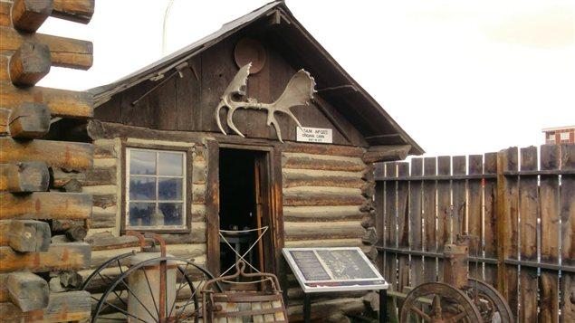 Le musée MacBride de l'histoire du Yukon à Whitehorse. (MacBride Museum of Yukon History)