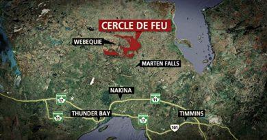 Le Cercle de feu (Radio-Canada)