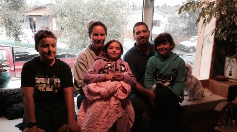Jean Martin et famille. (Caroline Nepton Hotte)
