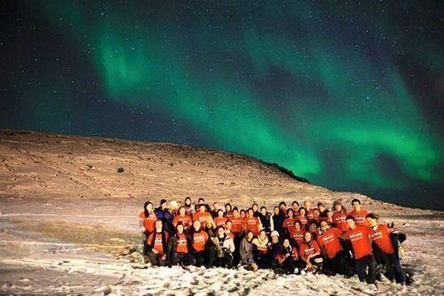 (Forum des jeunes Ambassadeurs de l'Arctique)