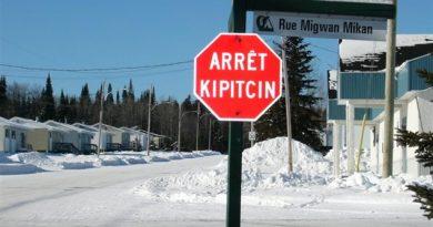 Pikogan au Québec. (Marie-Pierre Bousquet)