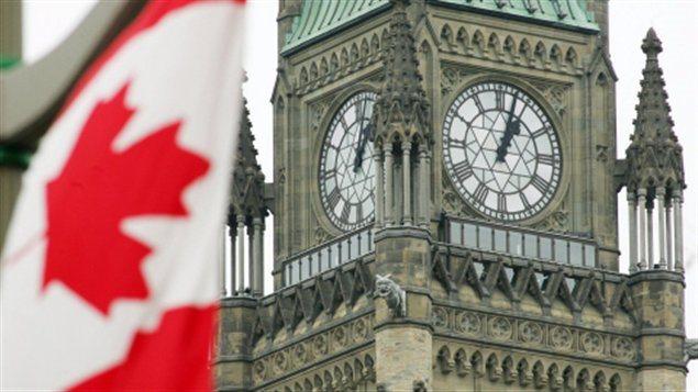Le vote en faveur de la Loi S-6 s'est déroulé tard le soir du 8 juin. ( ICI Radio-Canada)